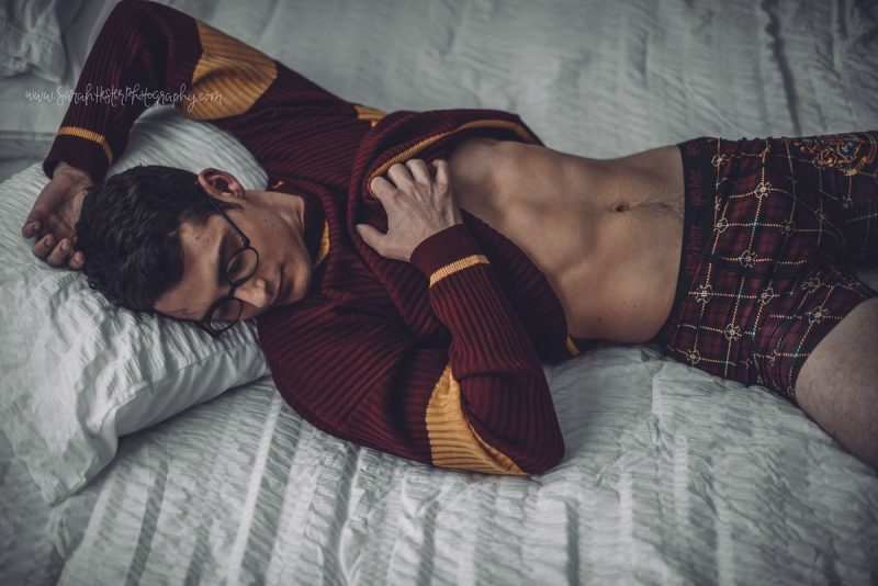 Let's Talk about That Harry Potter Photoshoot…