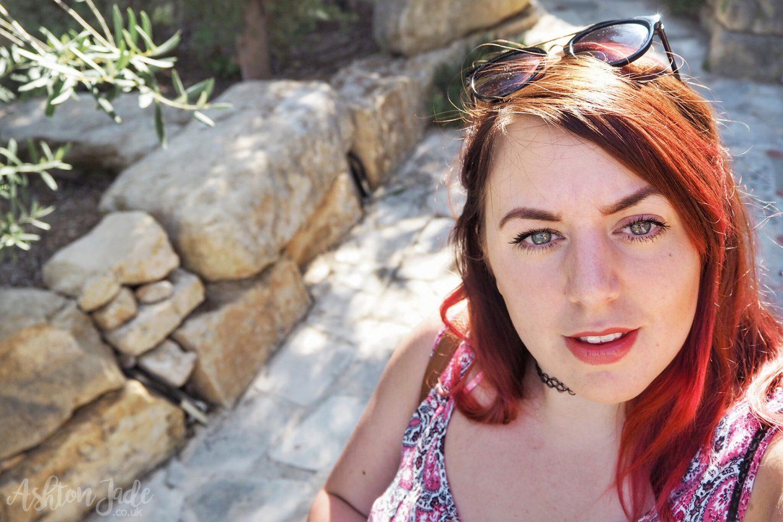 hotel-ayii-anargyri-cyprus-ashton-jade-selfie