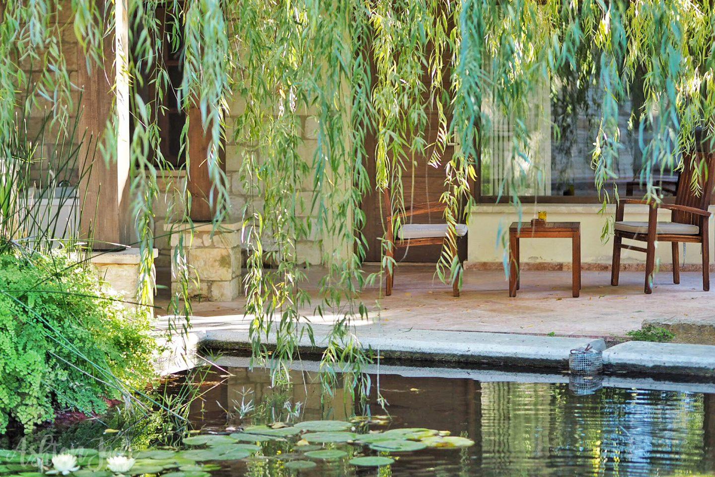 hotel-ayii-anargyri-cyprus-pond-view