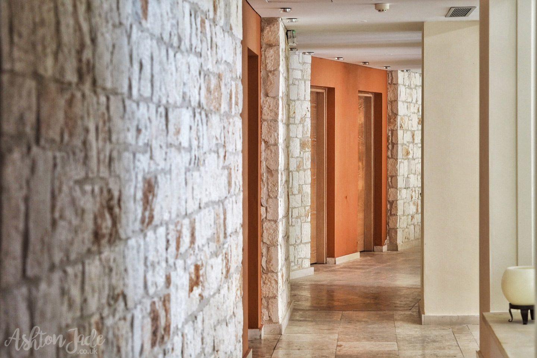 hotel-ayii-anargyri-cyprus-spa-corridor