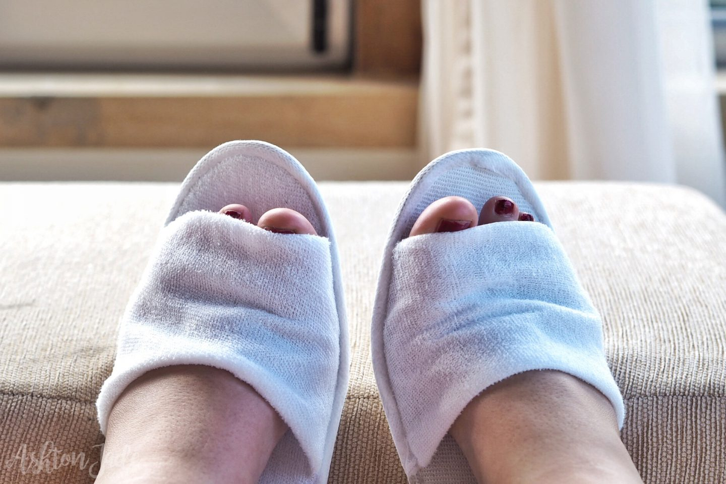 hotel-ayii-anargyri-cyprus-spa-slippers