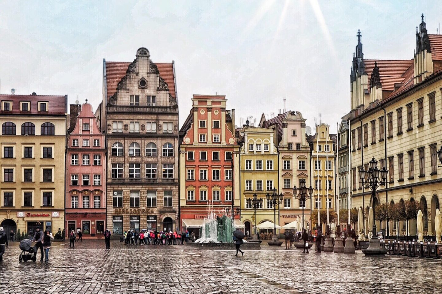Falling In Love With Wroclaw Poland