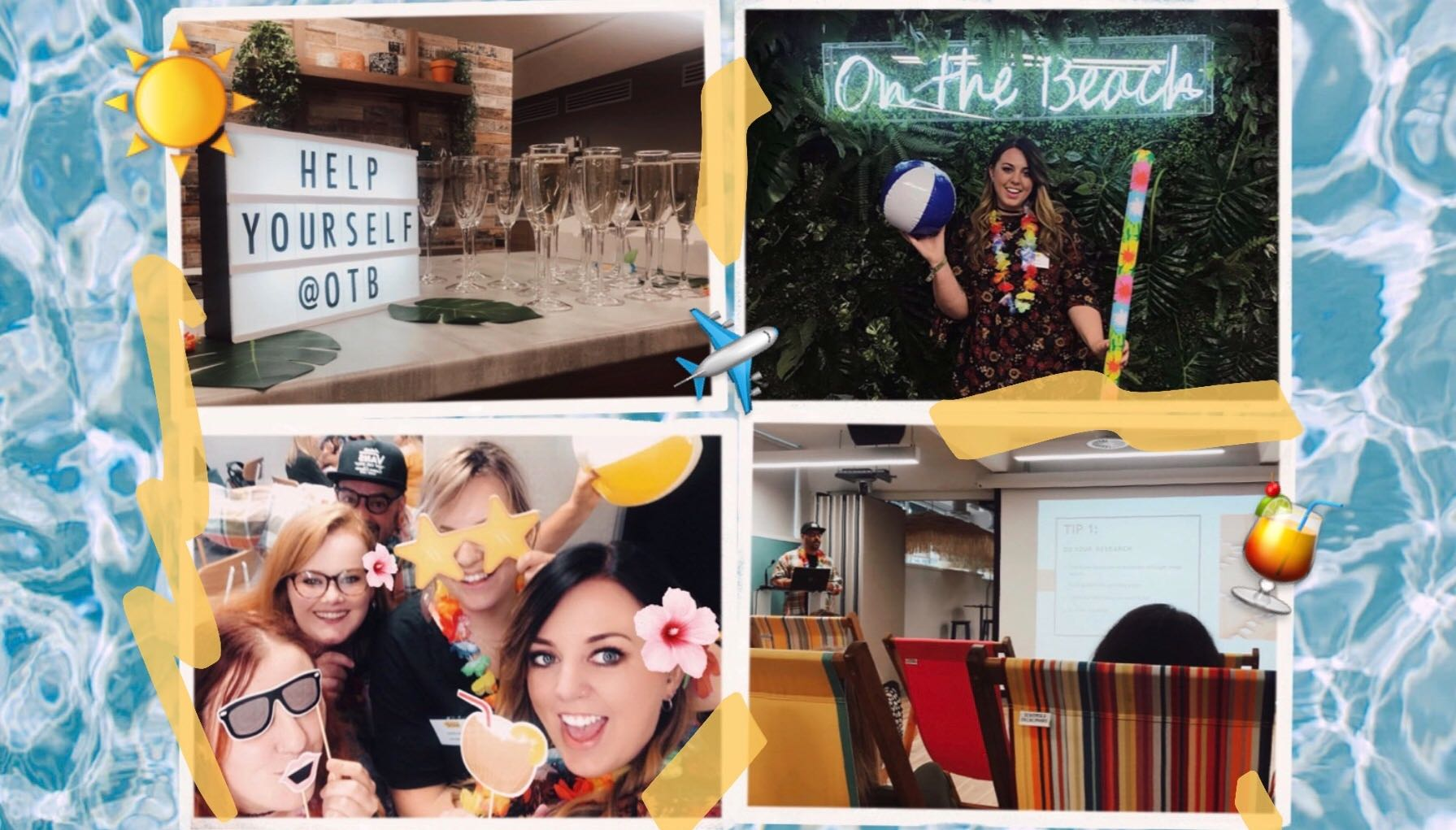 8 things that happened at On the Beach's blogger event