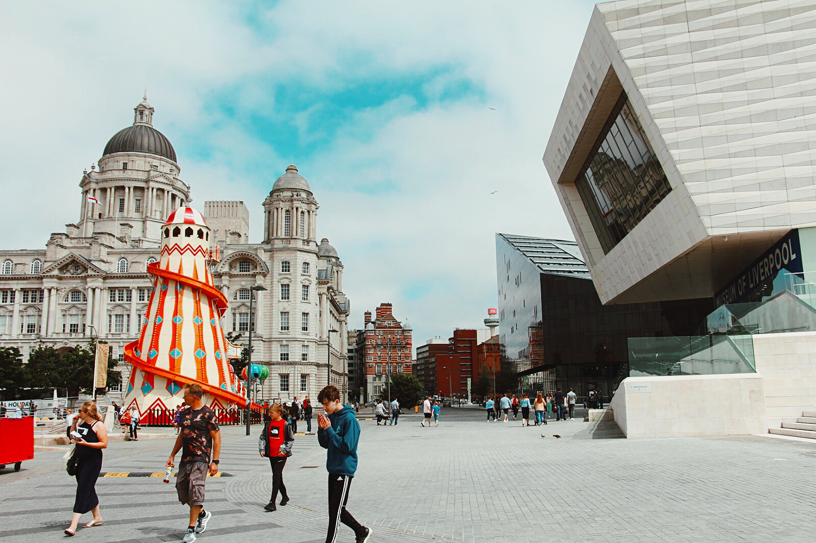 How I spent 24 hours in Liverpool